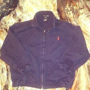 Ralph Lauren boy blue jacket